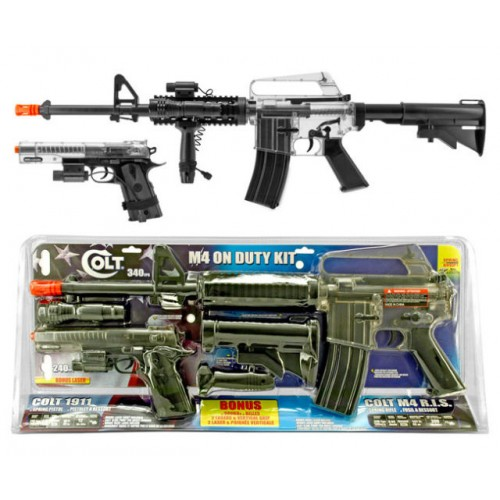 M4 on Duty Kit