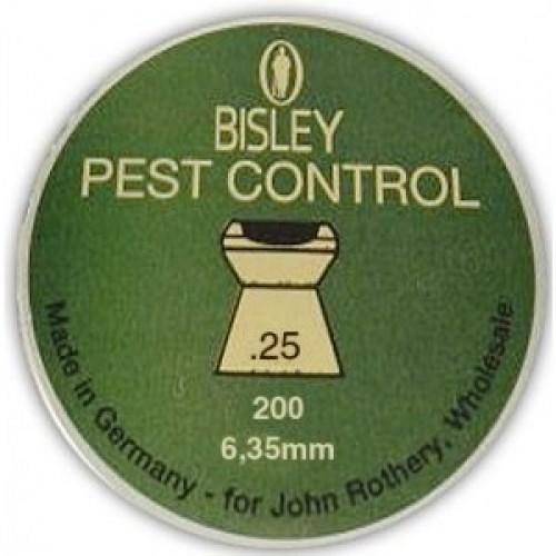 Bisley Pest Control .25 Calibre