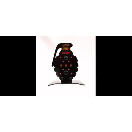 Grenade .22/9mm Blank Target