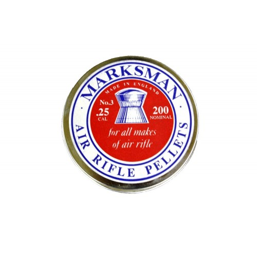 Marksman Air Rifle Pellets .25