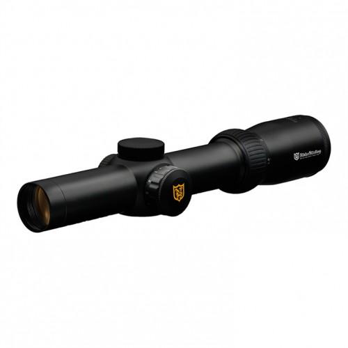 Diamond illuminated Rifle Scope illuminated #4 Dot Reticle 1-4x24