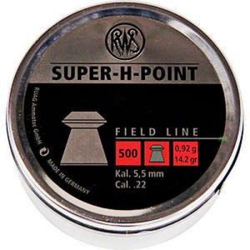 RWS Super H Point .22