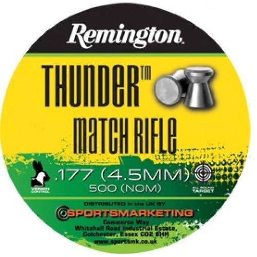 Remington Thunder Barracuda .177