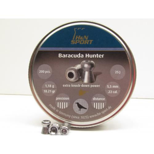 H&N Baracuda Hunter .22
